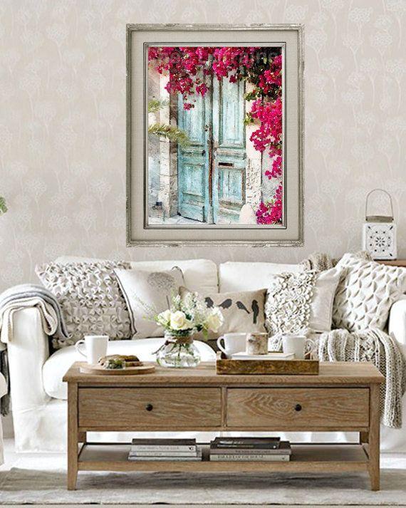 25 beste idee n over cottage deur op pinterest cottage voordeuren keuken deuren en grijze - Keuken rustieke grijze ...
