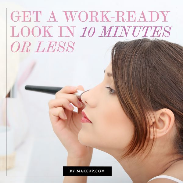 how to get ready for work fast // office pretty in under 10 minutes? yes please! a must pin! - Beauty Darling