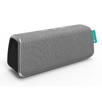 FUGOO Style - Portable Bluetooth Surround Sound Speaker Longest Battery Life with Built-in Speakerphone