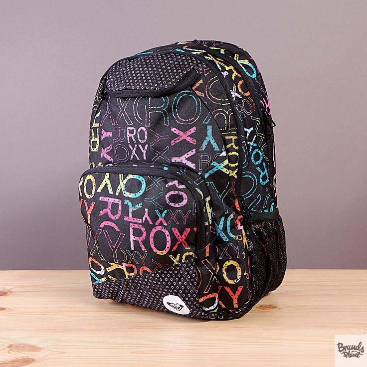 Plecak szkolny lub na wycieczkę Roxy Shadow Swell Waterland / www.brandsplanet.pl / #roxy