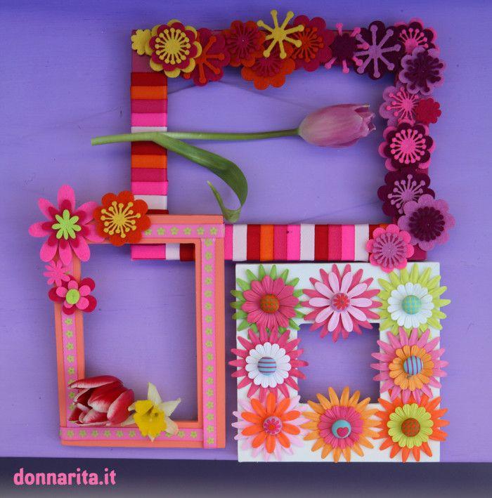 Cornicette Multicolori per festeggiare l'arrivo della primavera!