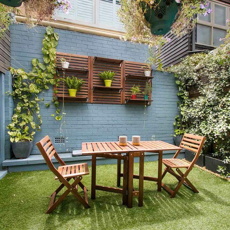 магги действительно уютный двор на даче фото этом она весьма