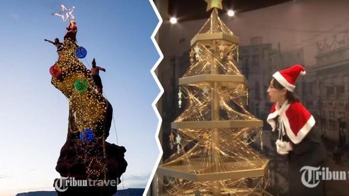 Ini 3 Pohon Natal Unik di Seluruh Dunia, Nomor 2 Harganya Setara 12 Rumah Mewah