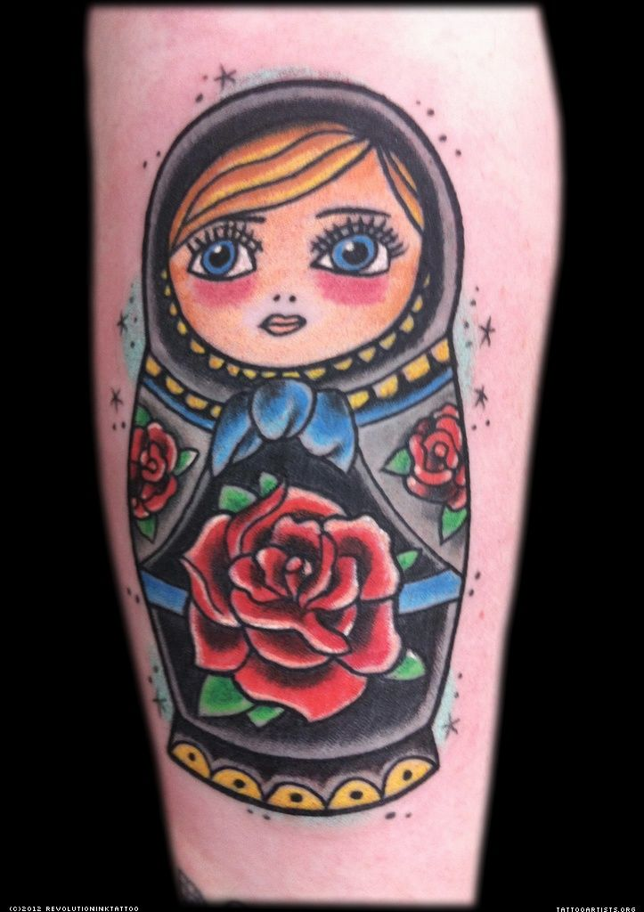 17 best images about russian doll tattoo on pinterest nesting doll tattoo russian doll tattoo. Black Bedroom Furniture Sets. Home Design Ideas