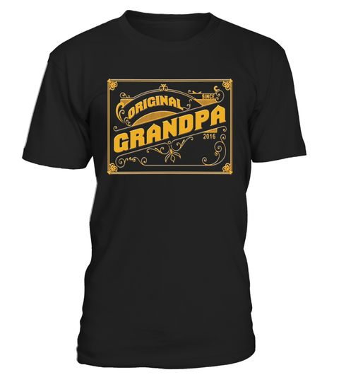 """# Vintage Whiskey Label Grandpa Since 2016 Fathers Day T-Shirt .  Special Offer, not available in shops      Comes in a variety of styles and colours      Buy yours now before it is too late!      Secured payment via Visa / Mastercard / Amex / PayPal      How to place an order            Choose the model from the drop-down menu      Click on """"Buy it now""""      Choose the size and the quantity      Add your delivery address and bank details      And that's it!      Tags: If he became a…"""