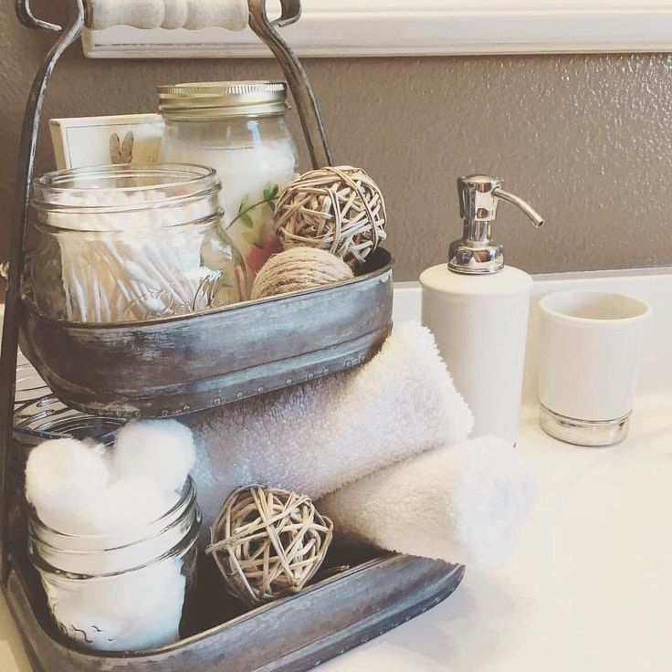 25+ Best Ideas About Rustic Bathroom Decor On Pinterest
