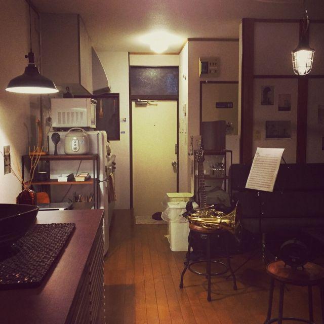 メンズ部屋/賃貸…などのインテリア実例 - 2014-11-21 03:18:04 | RoomClip(ルームクリップ)