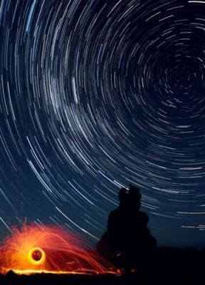 Two things I really want to try: steel wool photography and super-long exposures for star trails.