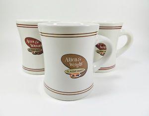 A & W Coffee Mugs Set of 3 Woodstock Ontario image 1