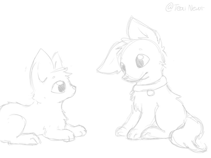 Little test animation, I might line and color it later. Drawn and animated by Teal Newt