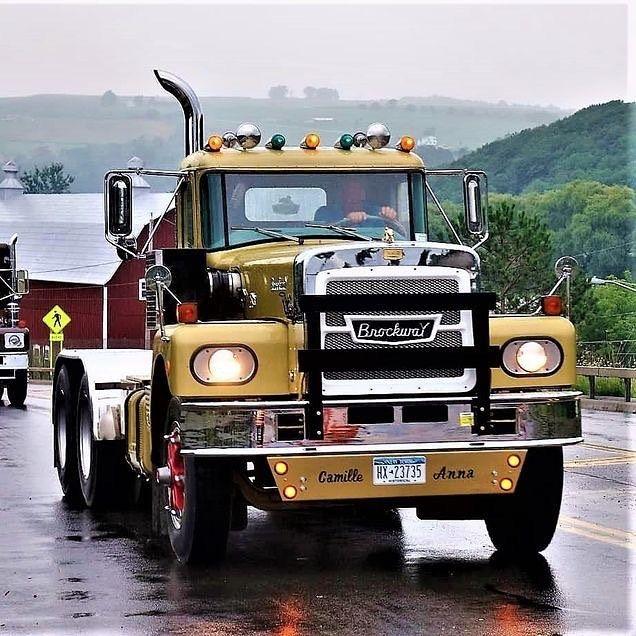 Awesome Brockway Brockwaytruck Brockway Brockwaytrucks Cdlhunter Cdlhunter Trucks Big Rig Trucks Big Trucks
