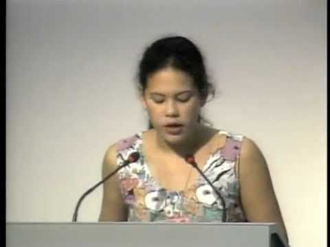 Video: The girl who silenced the world for 5 minutes - Severn Cullis- Suzuki, at age 12, addresses the U.N. delegates at the 1992 Earth Summit in Rio de Janeiro. She surprised and inspired all when she delivered a powerful speech that garnered worldwide attention with eloquence and passion, to world leaders to protect Earth not for the sake of politics or economics but for the families they love.