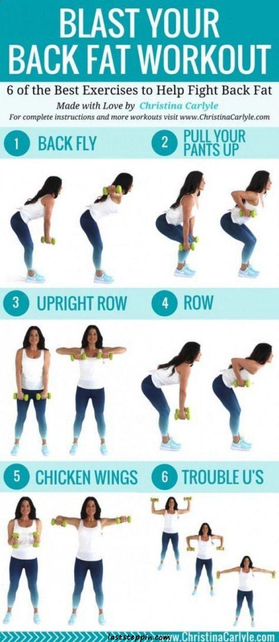 Pin by Christina Walker on BJJ | Back fat workout, Beginner