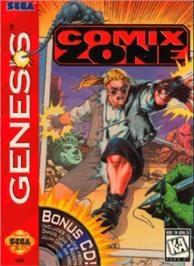 #Comix Zone (1996, Sega Mega Drive)