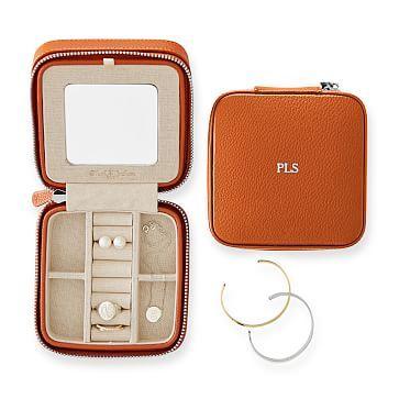 Travel Jewelry Case #makeyourmark