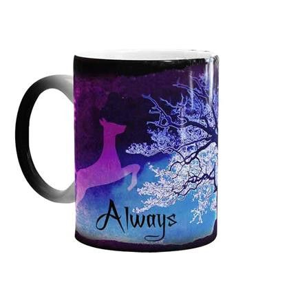 New arrived Harry Potter Mug Mark Color Changing Cup Sensitive Ceramic Tea La Copa Friends Gift