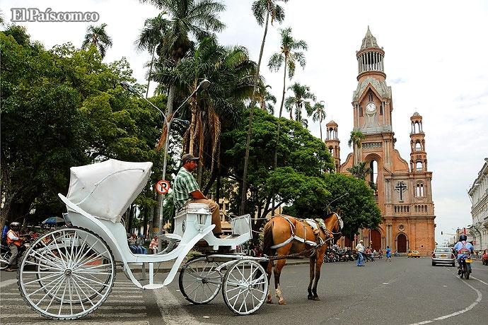 En Palmira a este carruaje se le conoce como Victoria, símbolo de la segunda ciudad más grande del departamento.