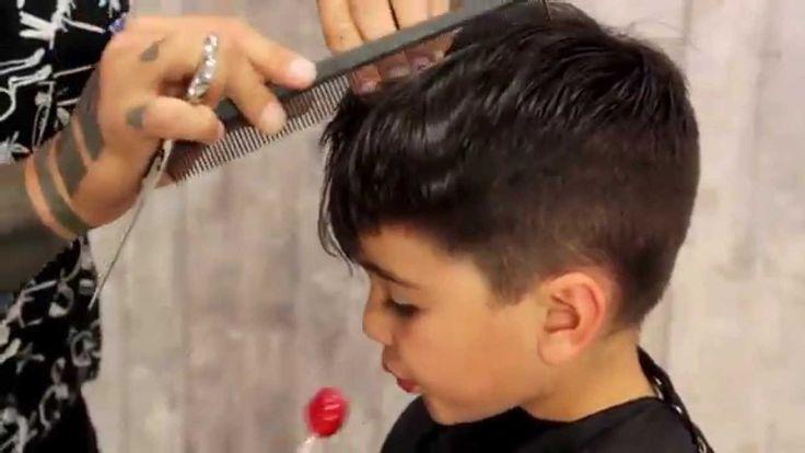 Pin on Boys' hair