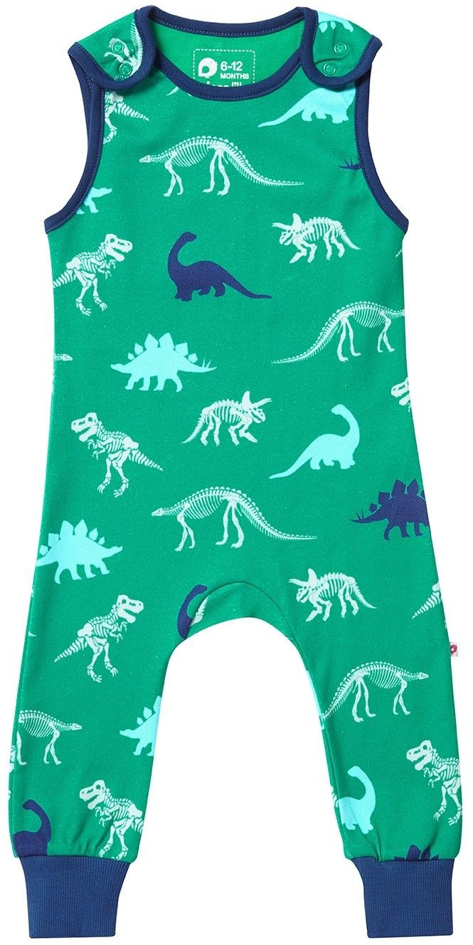 fa5e6d3bc Dungarees - Dinosaur | Piccalilly Spring 2019 Collection