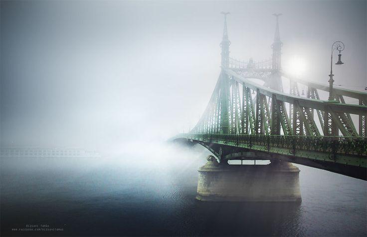 Fotógrafo passou 4 anos registrando fenômeno raro na capital da Hungria