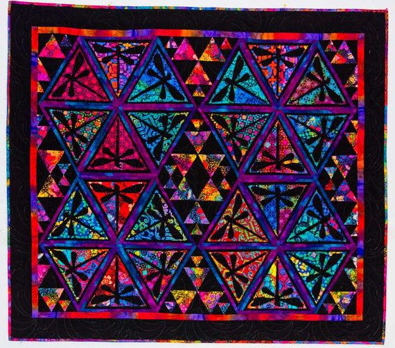 17 Best images about Dragonfly Quilts on Pinterest
