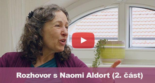 Další krásný rozhvor s Naomi Aldort tentokrát o SEBEvědomí