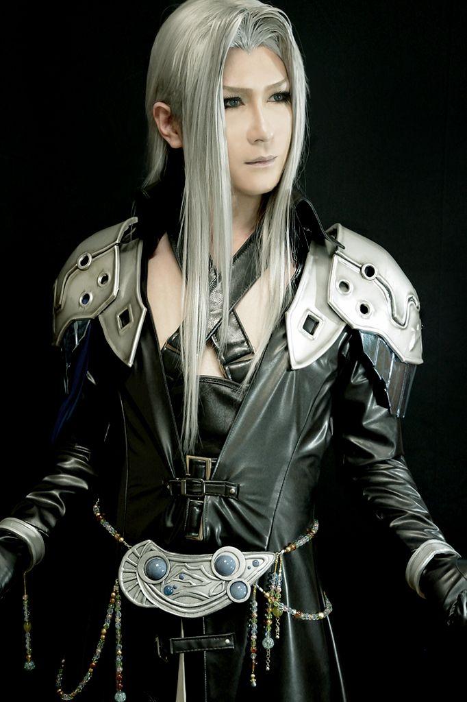 Final Fantasy Sephiroth Cosplay 15 best Sephiroth Cost...