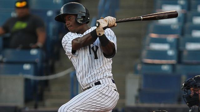 El Prospecto Jorge Mateo demuestra que también es un gran bateador