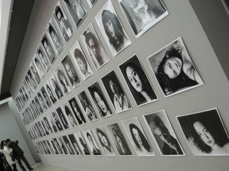 "https://flic.kr/p/4oTEeD | portraits | Oriental people portraits Mostra fotografica ""Araki Gold"" di Nobuyoshi Araki Roma - Palazzo Fontana di Trevi"