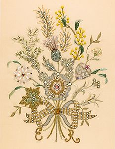 Exquisite Threads: English Embroidery 1600s – 1900s http://www.australianwomenonline.com/exquisite-threads-english-embroidery-1600s-1900s-at-ngv-from-april-2015/