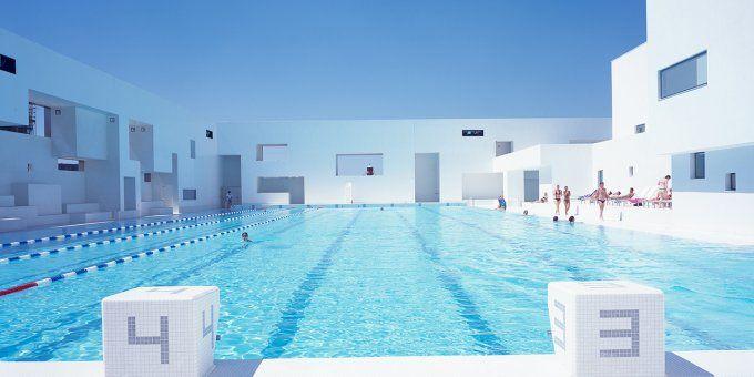Piscine Le Havre Le Havre Jean Nouvel Pool