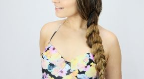 Healthy And Chic Pool Hairstyles | W View