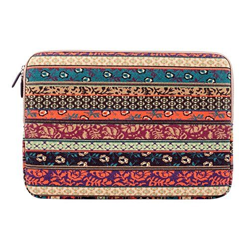 Plemo 13-13.3 Inch Bohemian Style Laptop Sleeve Notebook Case MacBook Air / Pro Bag #Plemo #Inch #Bohemian #Style #Laptop #Sleeve #Notebook #Case #MacBook