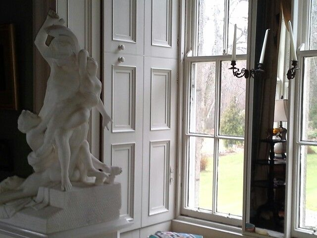 Detail of drawing room