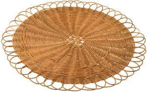 Placemat Basket Weaving Kit makes set of4.  $8.95. Click here to learn more.