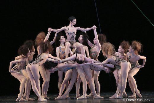 [Retransmission cinéma] Le Ballet du Bolchoï mis à nu avec sa « Soirée contemporaine » | Danses avec la plume – L'actualité de la danse