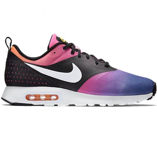 competitive price 5e79e d3e4a ... nike air max tavas sd rainbow black white pink pow yellow 724765 005 10  us nike