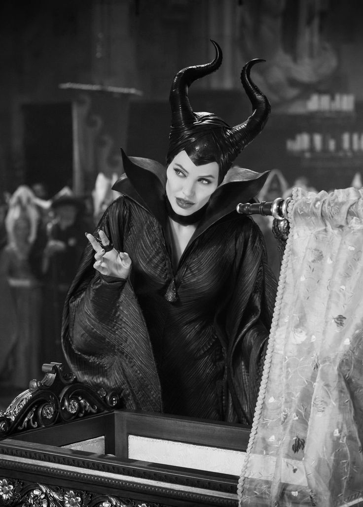 Angelina Jolie as Maleficent (2014)