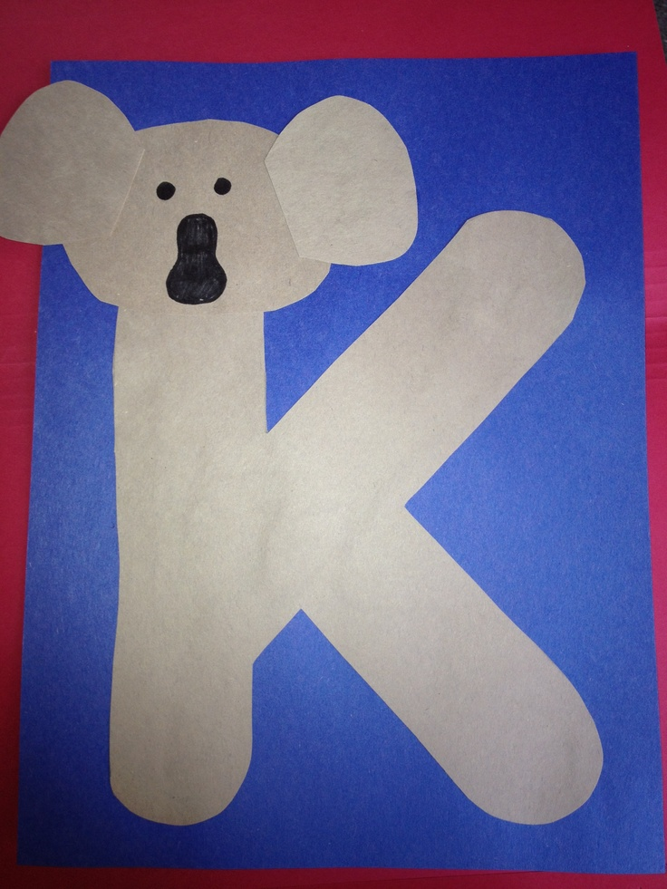 letter k crafts 1000 images about daycare k on preschool 37727