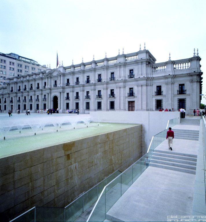 Galería de Centro Cultural Palacio La Moneda y Plaza de la Ciudadanía / Undurraga Devés Arquitectos - 5