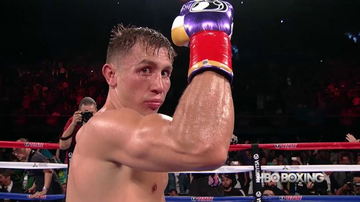Media Talk Gennady Golovkin (HBO Boxing News) - HBO Boxing Videos