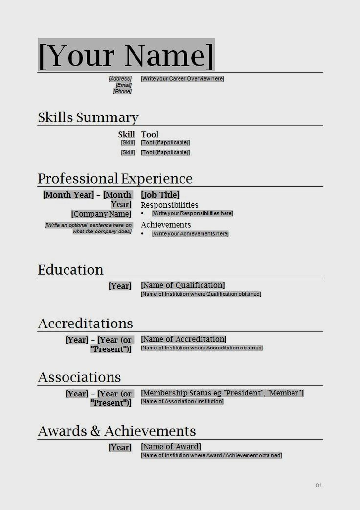 Create Cv Free Template Mini Mfagency Co Create A Cv Template