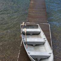 Painting aluminum, for the do-it-yourself boat owner, is often a matter of maintaining a pre-existing finish. Painting a new, unpainted aluminum boat, like any other paint job, may seem like it's more about the surface preparation -- degreasing and sanding so the primer coat will stick to the metal and applying the primer immediately to prevent the...