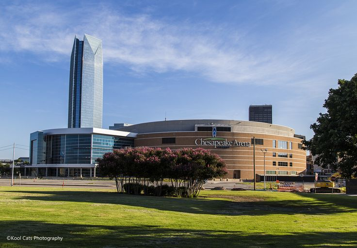 "https://flic.kr/p/ve2MjZ | Chesapeake Arena | Home of the NBA ""Thunder"" in Oklahoma City."