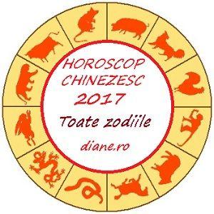 Horoscop chinezesc 2017 - Toate zodiile