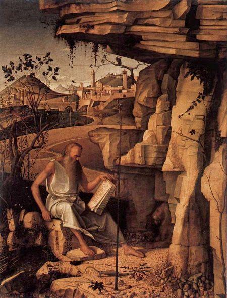 San Girolamo (1480 circa; Firenze, Uffizi)