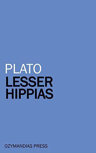 Lesser Hippias (English Edition)