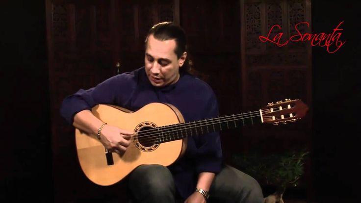 Flamenco Guitar lesson with free tabs - Falseta por Fandangos de Huelva ...