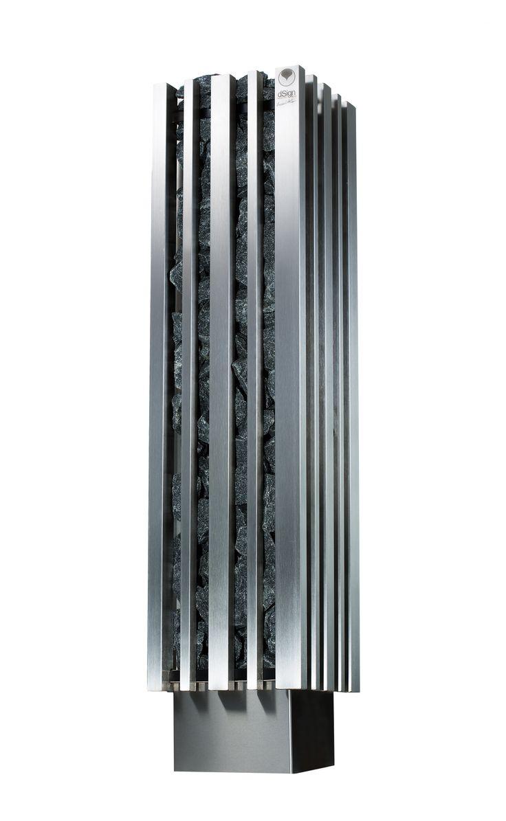 Monolith tornikiuas koostuu hiotuista RST-putkirakenteista, jolla lämpö saadaan sidottua kiukaan tärkeimpään osaan; kiviin. Kiukaan suuri kivimassa lämpenee löylykuntoon n. 45 minuutissa, jonka jälkeen saunojat pääsevät nauttimaan kiukaan kosteista ja happirikkaista löylyistä.