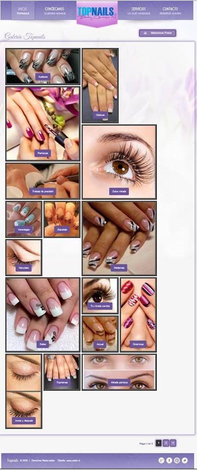 Nuestra galería de imágenes de www.topnails.cl FONO: 94243426